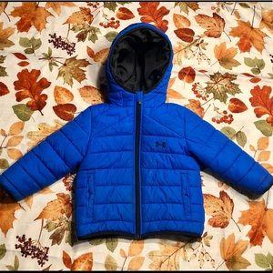 Under Armour Toddler Boys' Puffer Coat